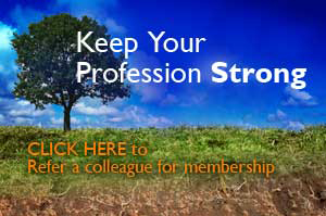 Refer a colleague for membership