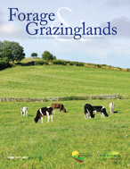 forage and grazinlands cover